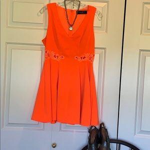 """""""Akira Chicago"""" Lace cut-out Dress"""